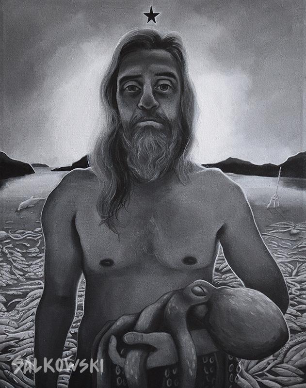 Poseidon - Julie Salkowski
